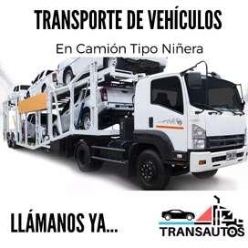 Transporte de vehículos traslado de vehículos traslado de automóviles transporte de automóviles grua cama baja