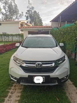 VENDO HONDA CRV 2018 1.5 TURBO AWD
