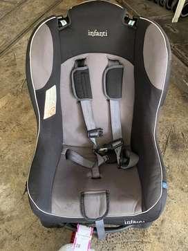 Silla de Bebe para Carro Infanti