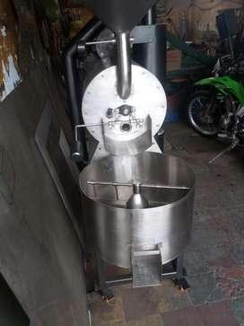Tostadora industrial de café