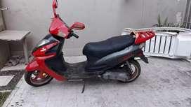 VENDO MOTOMEL VX 150 $20000  RESISTENCIA CHACO