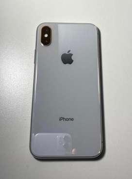 Vendo Iphone x de 64gb IMPECABLE