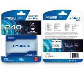 Unidad SSD 240GB Hyundai