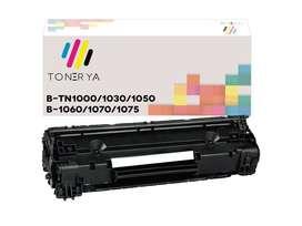 Cartucho de impresión negro B-TN1000/1030/1050 B-1060/1070/1075
