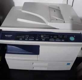 impresora Sharp al 2040 CS
