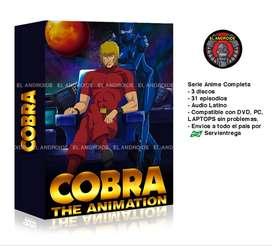 Super Agente Cobra Serie Animada Completa