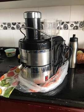 Extractor de jugos Amazing Power Juicer NUEVO