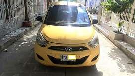 Taxi Hyundai  i10  cartagena