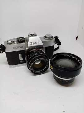 Cámara Canon EX