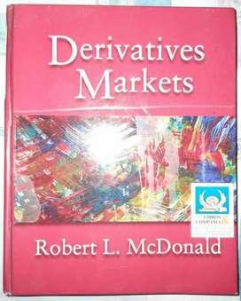 Derivatives Markets - Robert McDonald