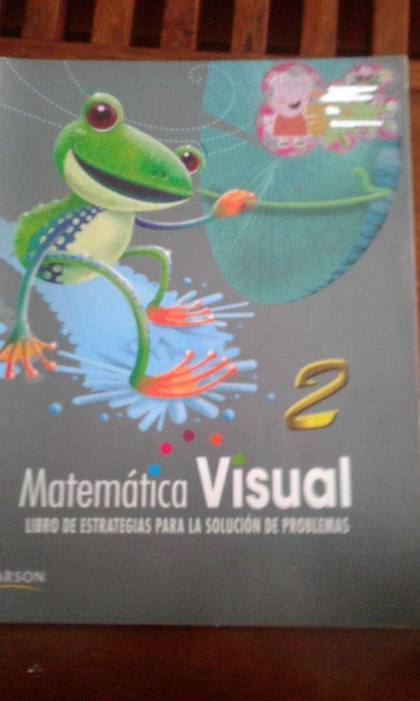 Matematica Visual 2 con Cd 0