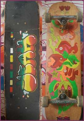 Patineta / skateboard