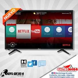 Televisor Smart Riviera 32 Pulgadas HD Nuevo