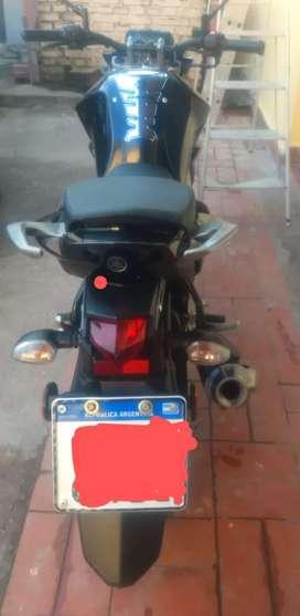 Vendo moto fz