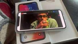 iPhone X 256 gb nuevo.