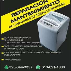 Lavadoras electrodomesticos