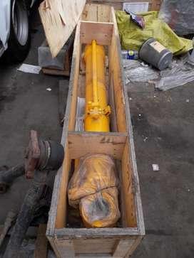 Cilindro hidráulico excavadora lonking 6360 y sdlg  6360