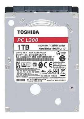 Disco Duro Interno Toshiba L200 1TB SLIM