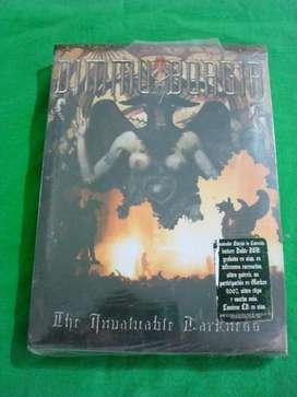 Dimmu Borgir The Invaluable Darkness edicion Triple