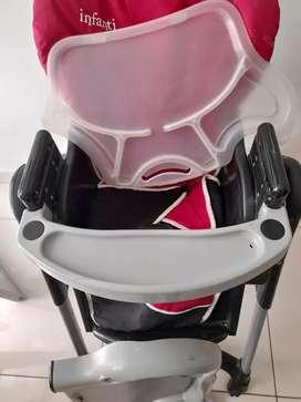 Venta silla de comer Infanti