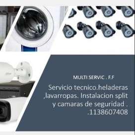 Servicio técnico .