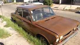 VENDO FIAT 125 MOD 80 GNC