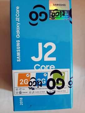 Vendo samsung j2 core dorado NUEVO