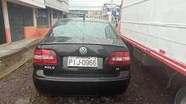 Vendo Volkswagen Polo placas pichincha precio negociable