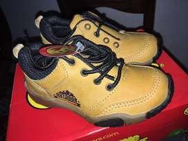 Zapatos niño Bubble Gummers Talla 26