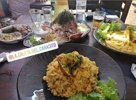 Se necesita cocinero con experiencia en pescados y mariscos para cevichería