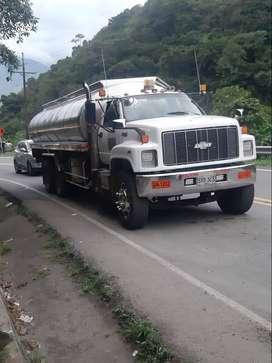 carro tanque doble troque