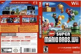 New Super Mario Bros Wii Para Nintendo Wii y Wii U