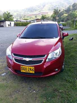 Automovil Chevrolet Sail LTZ Modelo 2017 edition limited