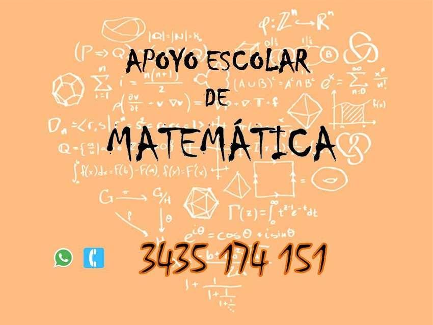 Apoyo Escolar de Matemática 0