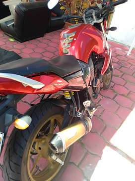 Vendo moto YAMAHA en magnífico estado