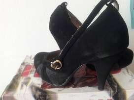 Zapatos negro y de vestir