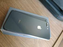 Iphone 8 plus 64gb inmaculado. En caja.