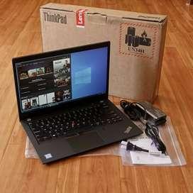 Lenovo Thinkpad I5 Nueva 3 años garantía. Disco solido 512GB LIQUIDO ULTIMO PRECIO!!! .