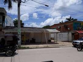 Lote comercial con Local Vía Principal Sabanagrande