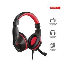 Audifono Diadema Gamer Trust Gxt 404R Rana 3.5 Mm Pc,Laptop,Smartphone,Tablet,Nintendo Switch