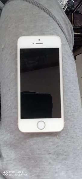 Se vende iphone 5s de 32gb