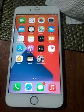 Iphone 6s plus 128gb leer