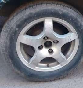 Rueda de Chevrolet Corsa
