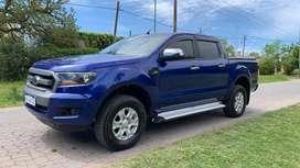 Ford Ranger xls 3.2cc Turbo diésel 4x2 año 2017 con 21400 kms 1.200.000 Único dueño