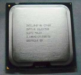 Intel Celeron E3400 2.6GHZ Dual core