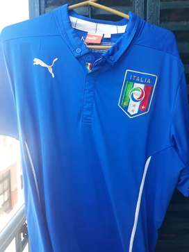 CAMISETA SELECCION ITALIANA ORIGINAL 2014