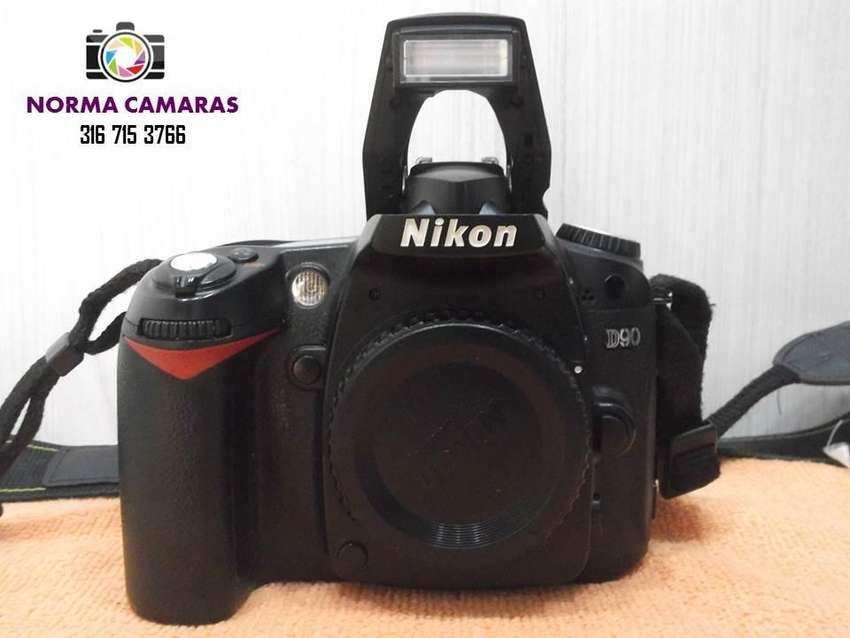 REPARACION CÁMARA NIKON D90 0