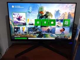 Monitor Samsung 22 Full HD 5ms a 75Hz como NUEVO