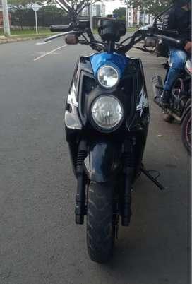 Bws 2017 solo tarjta. Se pone a nombre del comprador la moto esta matriculda en cali valle del cauca