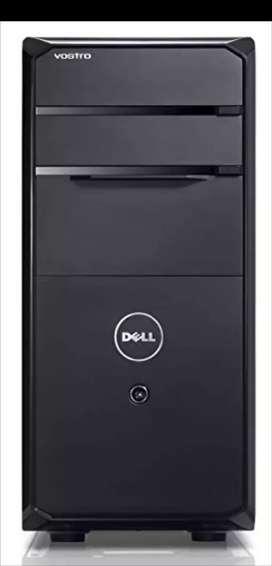 Torre DELL I5 A 3.2GHz, Tarjeta Gráfica 1GB, 4Gb Ram, disco de 500gb